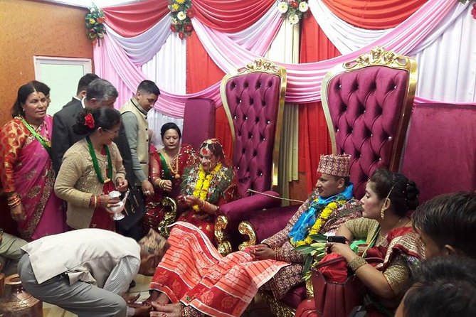 Wedding in Nepal through Bodhi Tours and treks photo 7