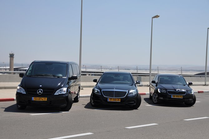 Private Transfer from Tel Aviv to Ben Gurion Airport