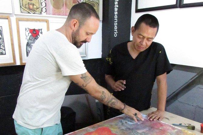 Cancun Art Studio Tour