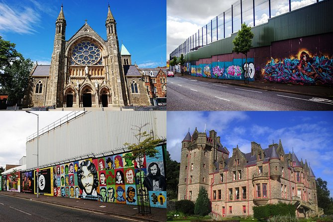 Ultimate Full-Day Belfast City Sightseeing Tour