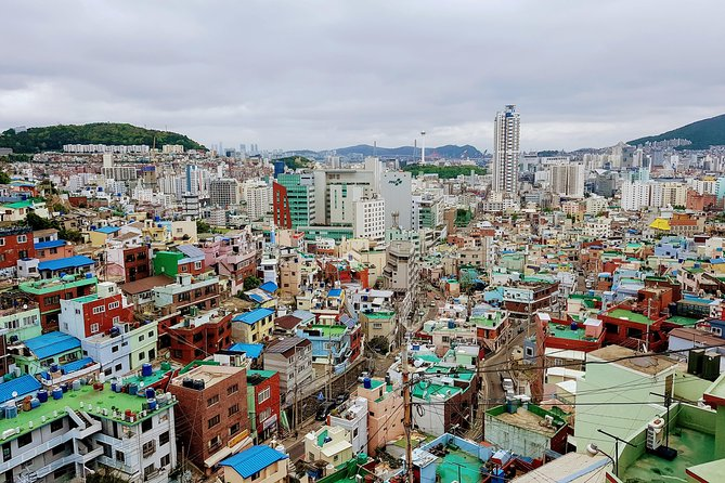 Private Tour: 2Days Busan Old & New Urban Centres Tour by KTX Train from Seoul
