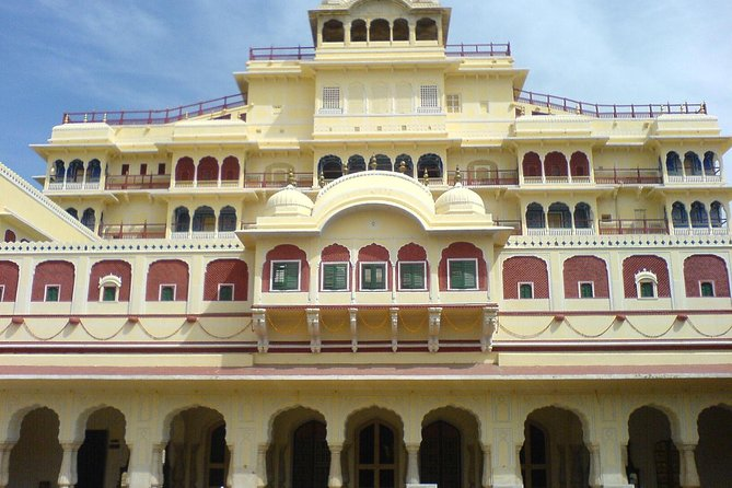 Delhi, Agra, Jaipur Golden Triangle Tour With Udaipur From New Delhi India