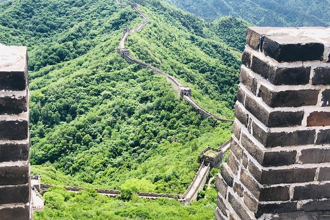 All Inclusive Tour to Great Wall and Ming Tombs