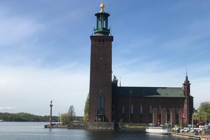 Stockholm Gran Tour Romantica Top attractions all-inclusive 1 Day