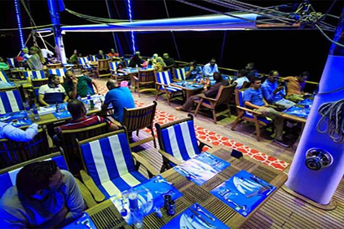 Dinner cruise by Boat In Sharm El Sheikh