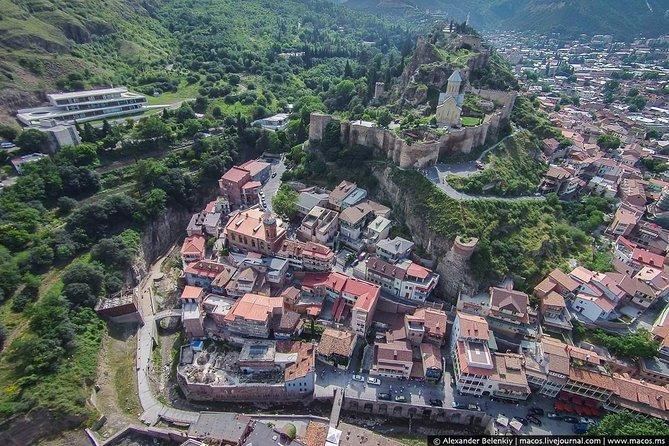 Tbilisi, Mtskheta, Kakheti, Gudauri, Kazbegi, Borjomi - 7 days tour