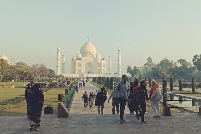 Take a Private same Day Trip Delhi to Agra by Car