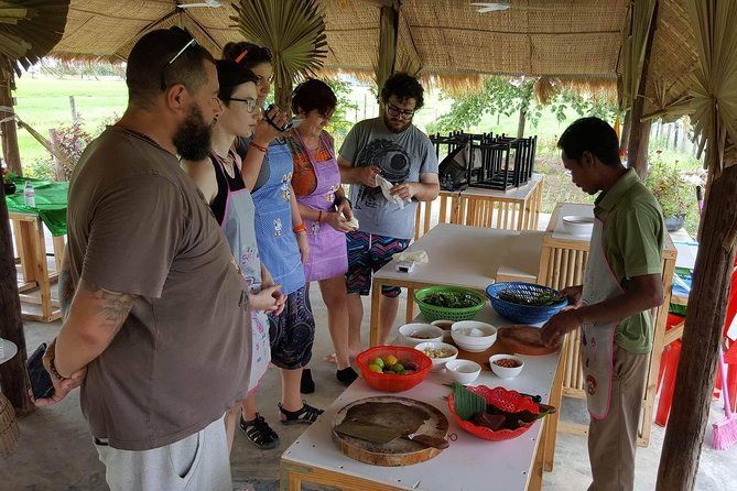 Farm Cooking Class in Siem Reap Countryside