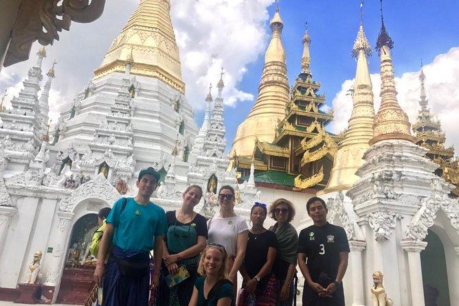 Yangon Budget Tour