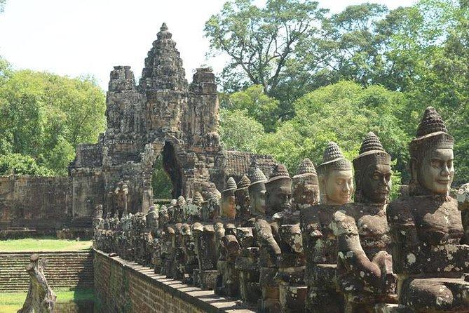 Exploring Angkor Wat full Day from Siem Reap!