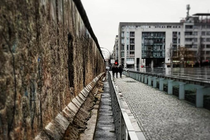 PRIVATE BEHIND THE BERLIN WALL and COLD WAR BERLIN TOUR