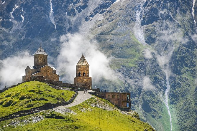 Full day tour to Kazbegi