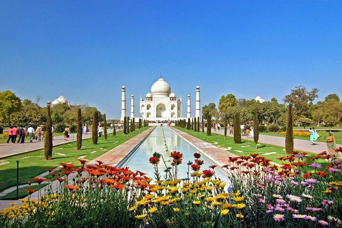 All Inclusive Private Tour to Agra from New Delhi visit Taj Mahal and Agra Fort