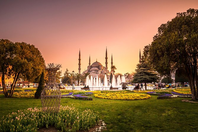 Personalized Istanbul Tour with Private Local Tour Guide