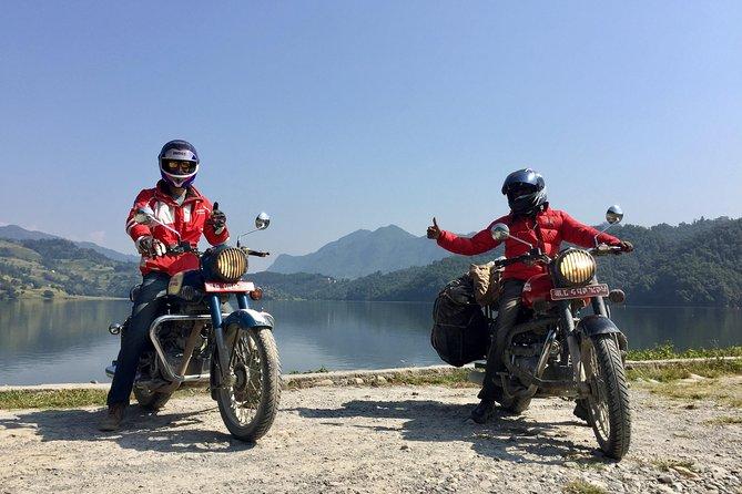 Epic Kathmandu - Hill Ride to Biggest Man Made Lake Nepal