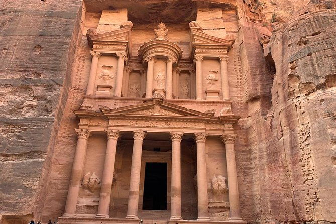 Petra & Wadi Rum Private tour