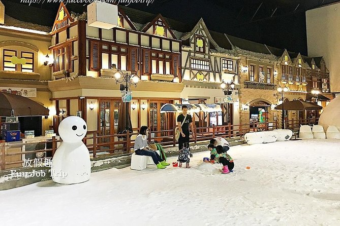 Private Dream World & Snow Town Full day Tour with lunch