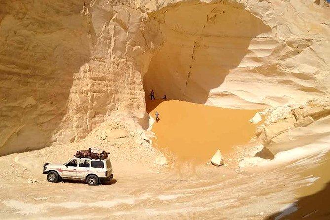 Black and White Desert Tour – 3 Days 2 Night