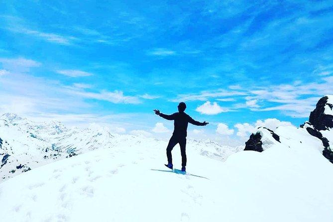 Bhrigu Lake trek manali