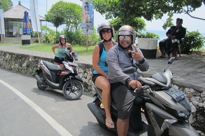 Ubud Scooter Tour