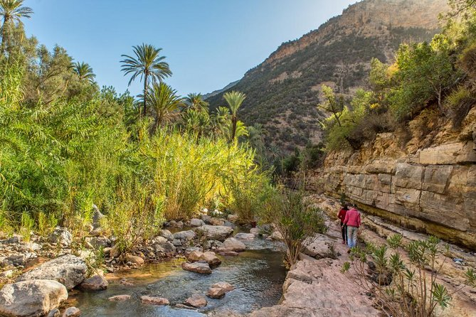 Awesome Day In Agadir - Paradise valley Trip with Hammam & Massage