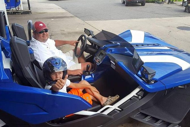 Polaris Slingshot Rental in Orange Beach