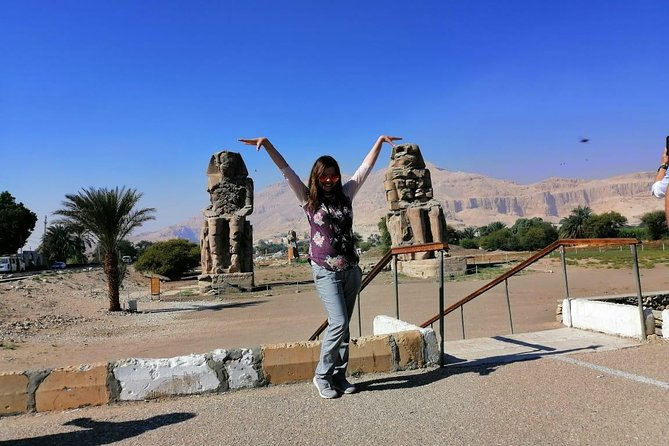 private day tour to The East and West Bank of the Nile