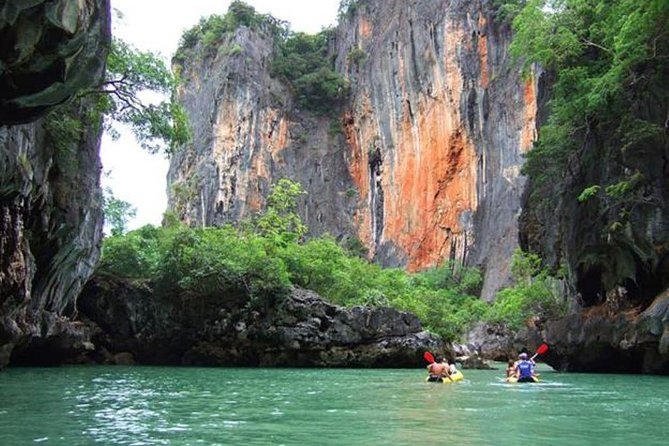 PHUKET: Daily 5 in 1 Canoeing in Phang Nga Bay By Luxury Boat (Panyee Village)