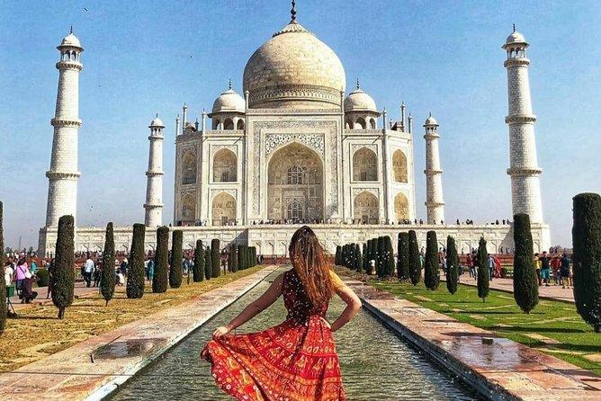 Sunrise Tour of Taj Mahal with Agra Fort and Baby Taj