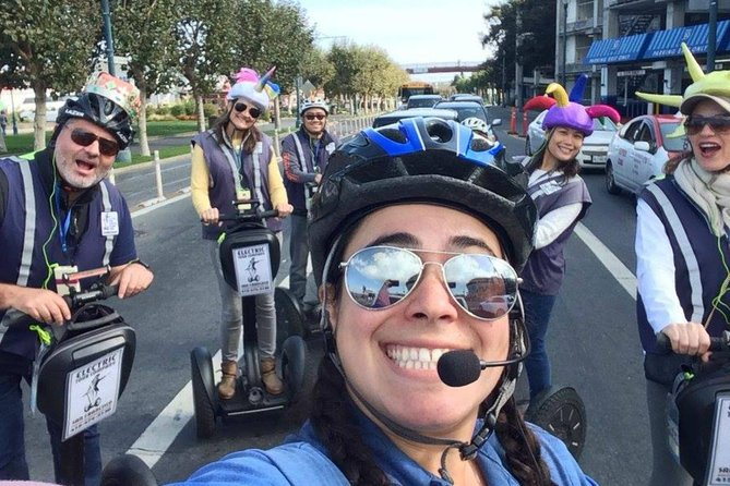 San Francisco Wharf & Waterfront Segway Tour - 2.5 hours Laugh, Learn & Ride
