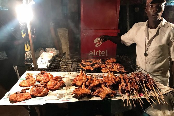 Night-time Boda Boda Street Food Tour