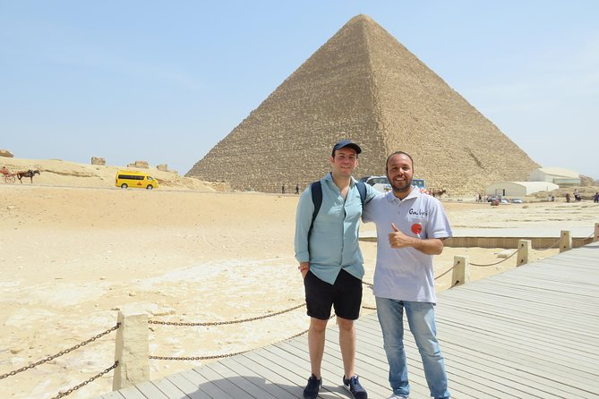 Full day tour Giza,Saqqara,Memphis private tour photo 8