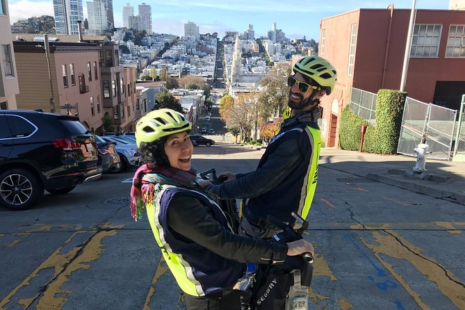 San Francisco Wharf and Waterfront Segway Tour - Our Most Popular Tour Route photo 4