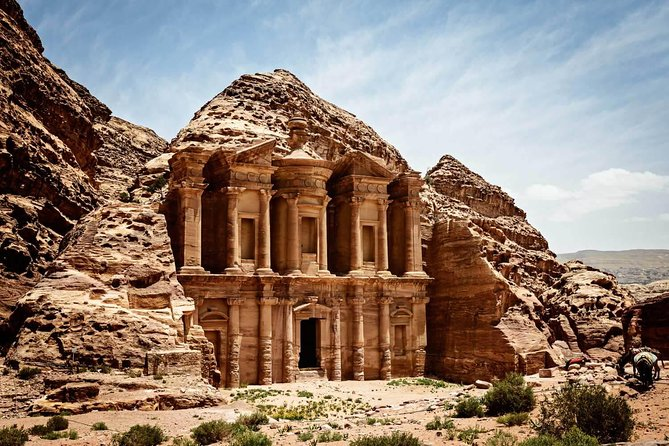Experience Petra & Wadi Rum in One Day From Amman