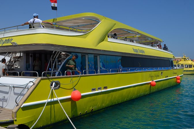 Happy Dolphin Semi Submarine - Hurghada photo 7