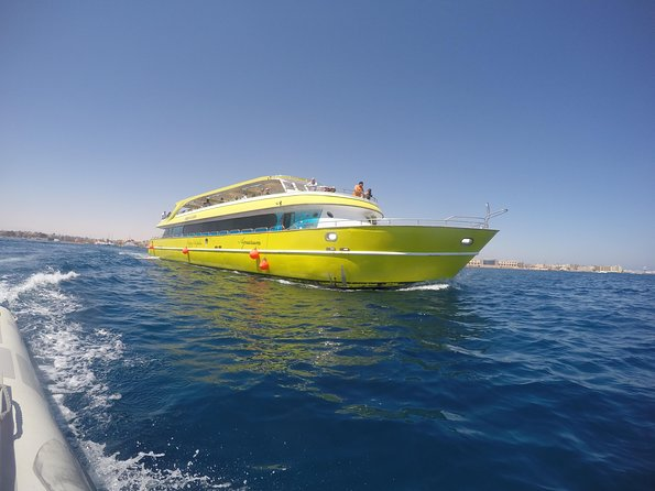 Happy Dolphin Semi Submarine - Hurghada photo 15