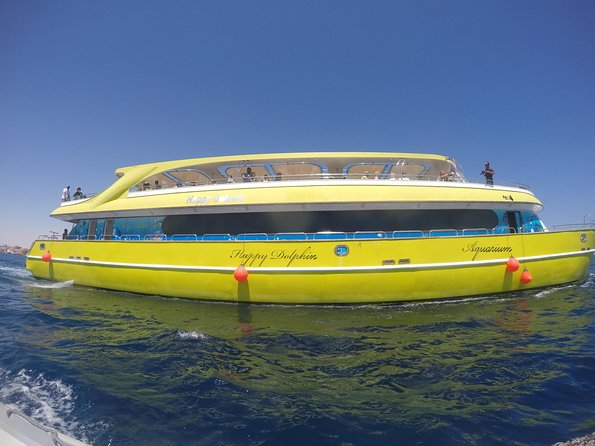 Happy Dolphin Semi Submarine - Hurghada photo 18