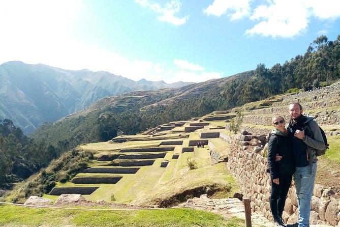 Inca Chinchero Trail - Poc Poc Waterfall - Urquillos 01dia