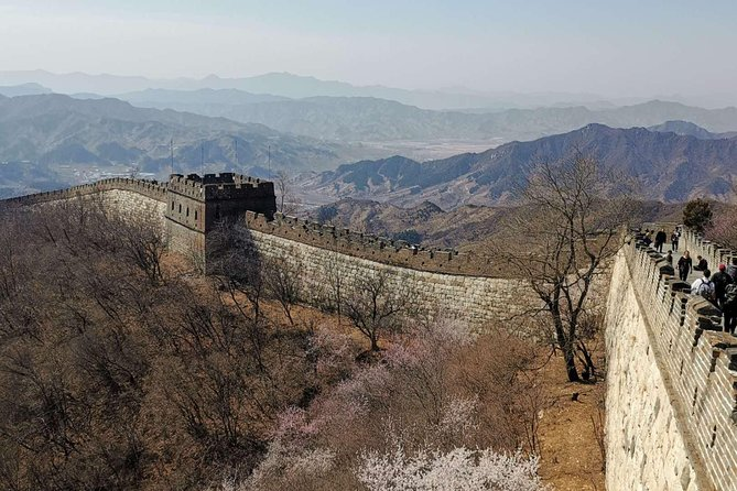 Mutianyu Wall Private Transfer with English Speaking Driver Include Tickets