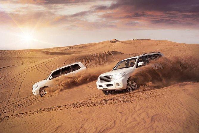 Qatar Desert Safari Expirence .