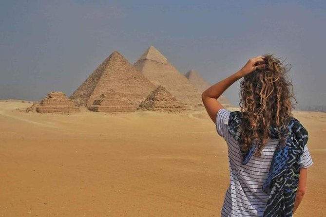 Full-Day Tour from Cairo: Giza Pyramids, Sphinx, Memphis, and Saqqara photo 3