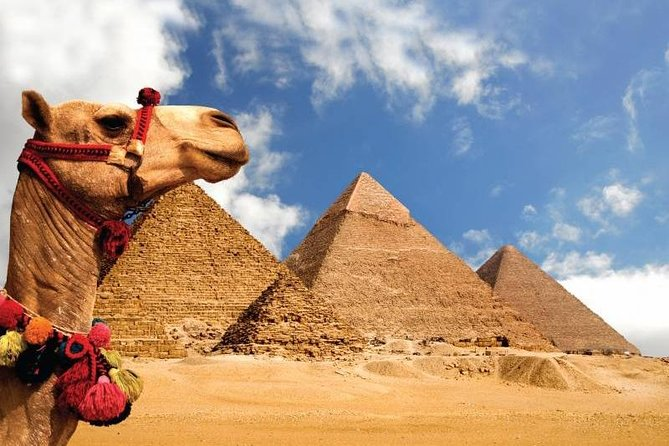 Full-Day Tour from Cairo: Giza Pyramids, Sphinx, Memphis, and Saqqara photo 7