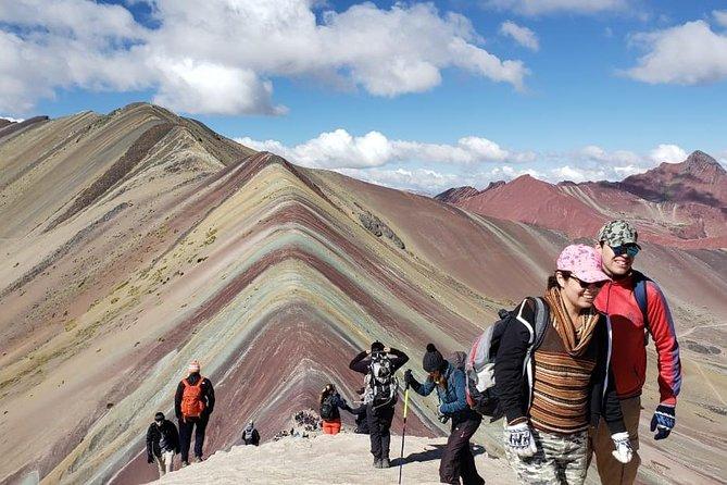 Rainbow Mountain of Vinicunca Cusco