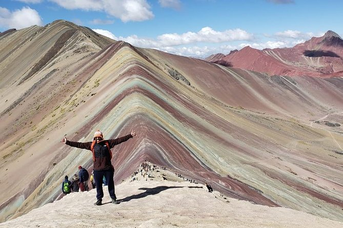 Rainbow Mountain Tour with Only 35 Minutes Hike