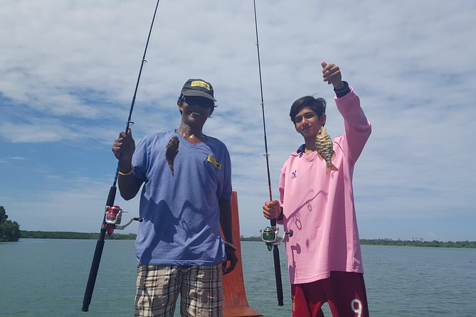 Mangrove Fishing and Relaxing Adventure