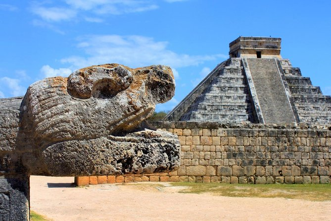 Chichen Itza Traditions (Small groups,incredible cenote,lunch,drinks,valladolid)