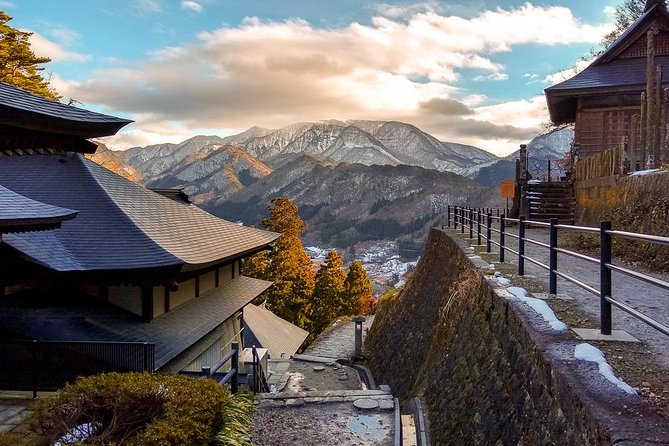 Discover the Ancient Mountain Temple of Yamadera