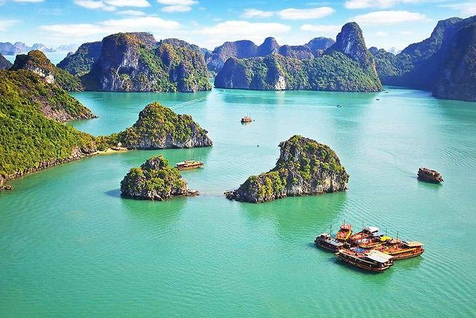 Overnight In Halong Bay On A Traditional Junk