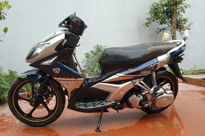 Motorbike rental Ninh Binh (Automatic 135cc)