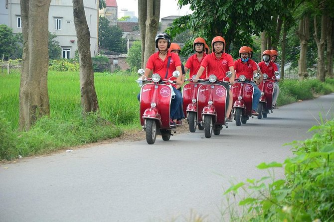Hanoi Red River Delta Villages Vintage Vespa Tours photo 30